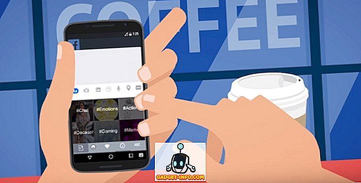 mobile: 7 claviers GIF pour Android pour partager des fichiers GIF avec facilité