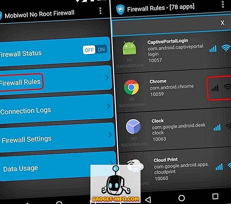 Cách chặn truy cập Internet trong các ứng dụng cụ thể trên Android