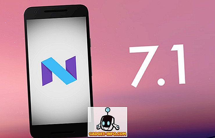 मोबाइल - Android 7.1 परिवर्तन: नया अपडेट क्या लाता है?