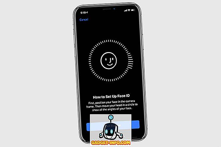 So fügen Sie unter iOS 12 ein weiteres Gesicht für die Gesichts-ID hinzu