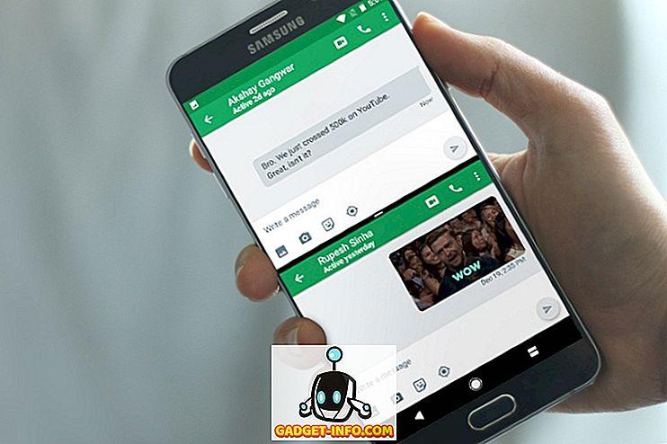 So führen Sie dieselbe App im geteilten Bildschirm auf Android Oreo aus (kein Stammverzeichnis)