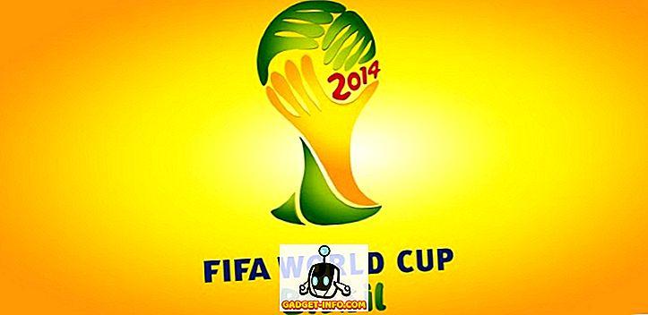 मोबाइल - 10 ऐप्स जो आपके फीफा विश्व कप 2014 को और भी बेहतर बना देंगे