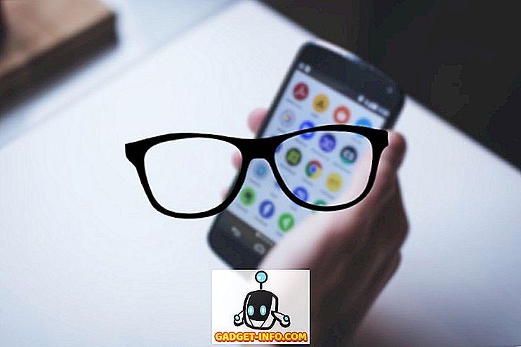 Sådan gør du Android mere tilgængelig for mennesker med lav vision