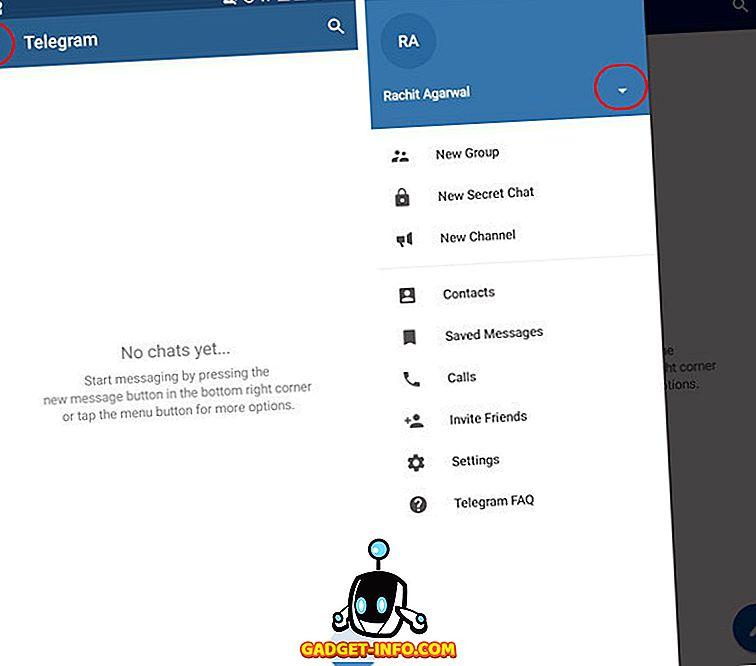 So Verwenden Sie Mehrere Konten In Telegram Messenger