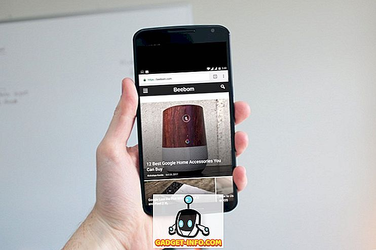 So erhalten Sie eine iPhone-ähnliche Erreichbarkeitsfunktion auf Andriod
