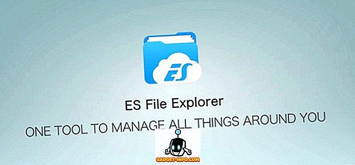 ES File Explorer Review: Der leistungsfähigste Dateimanager für Android