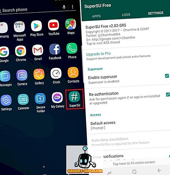 Cách root Galaxy S9 và S9 Plus (Hướng dẫn)