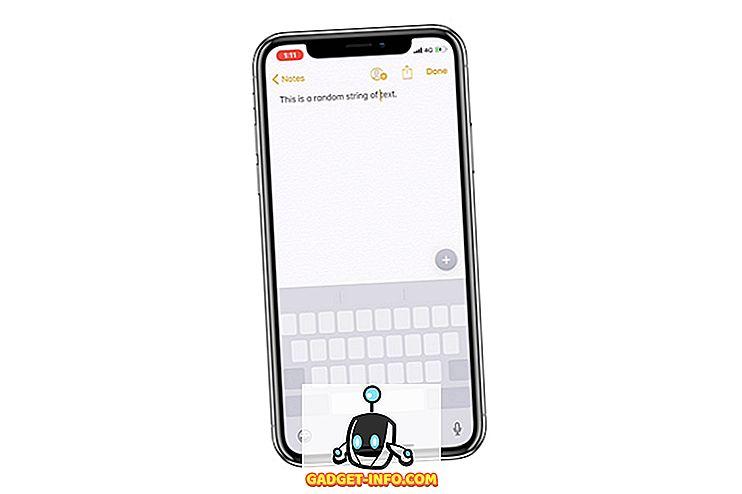 iOS 12が3DタッチなしでiPhoneにキーボードトラックパッドをもたらす