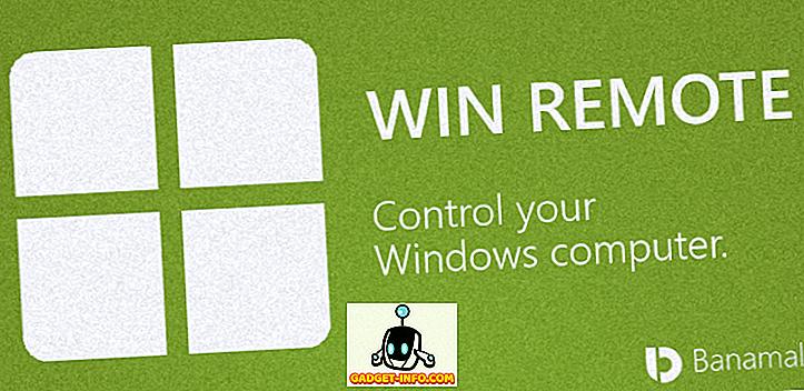 мобилни: Контролишите Виндовс ПЦ / Лаптоп са Андроид Смартпхонеом користећи апликације за даљинско управљање