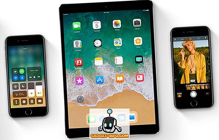 मोबाइल - 20 कूल iOS 11 के फीचर्स के बारे में आपको जानना चाहिए