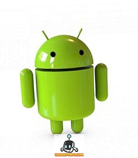Nejlépe úspěšné aplikace pro Android (Infographic)
