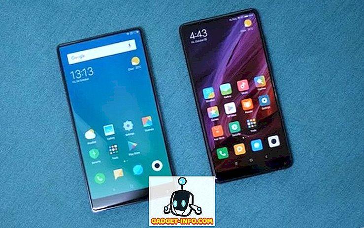mobilais: Kā Xiaomi Mi Mix 2 turiet pret oriģinālo Mi Mix?