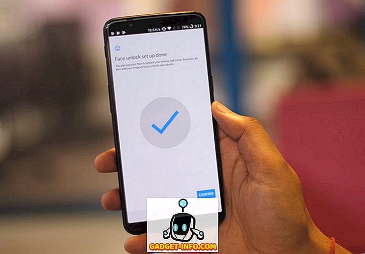 Comment obtenir OnePlus 5T Face Unlock sur n'importe quel appareil Android