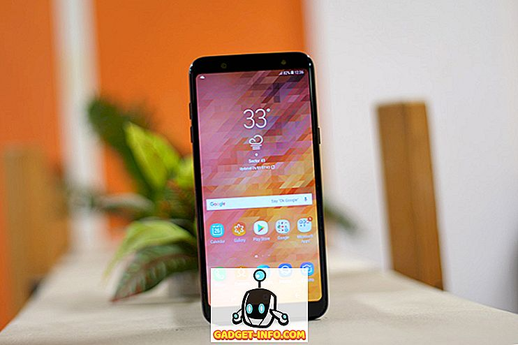 Samsung Galaxy A6 + Review: Overpriced och underpowered