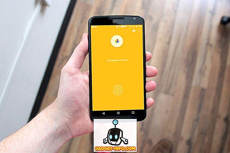 10 parimat App Lockers Android saate kasutada