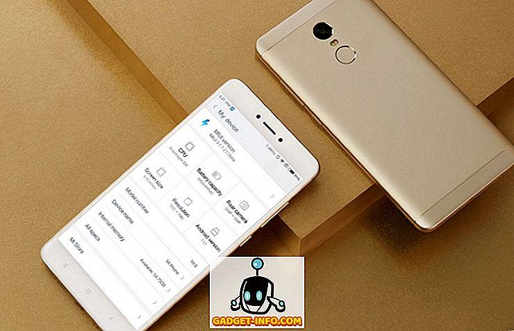 Hoe MIUI 9 Beta op uw Xiaomi-apparaat te installeren