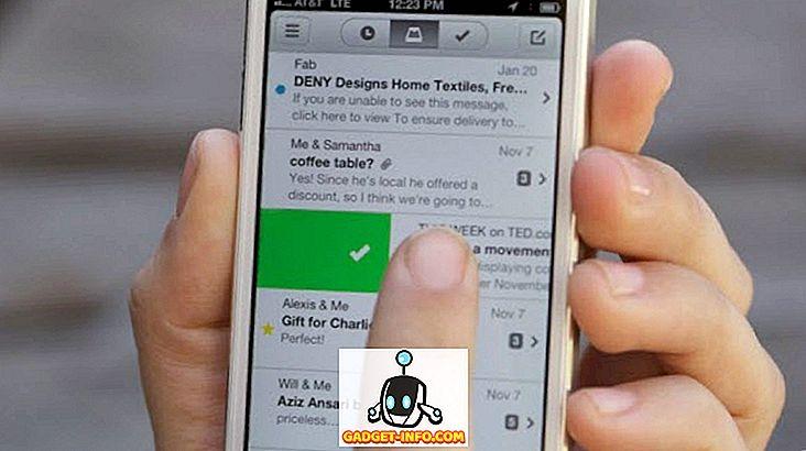 10 ứng dụng email tốt nhất cho iPhone và Android