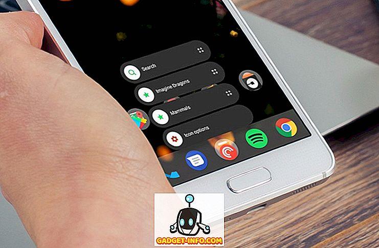 Подвижен - Как да създадете собствени преки пътища в Android