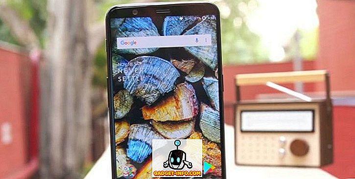 OnePlus 5T Pregled: točno kaj bi moral biti OnePlus 5