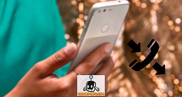Kā pārsūtīt zvanus uz Android, neizmantojot trešās puses lietotnes