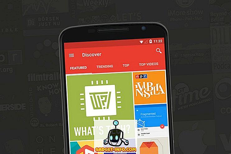 10 melhores aplicativos podcast para Android que você pode usar