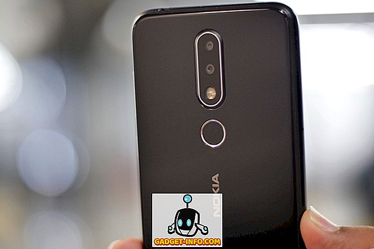 Nokia 6.1 Plus Camera Review: Is het goed?