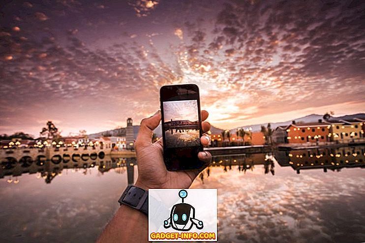 mobil: 10 bedste kameratelefoner under 30000 INR (december 2018)