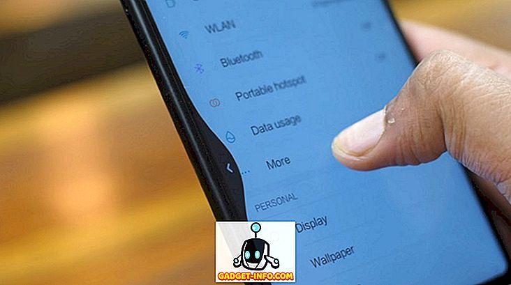 मोबाइल - पुराने उपकरणों पर MIUI 10 में इशारे से नेविगेशन कैसे प्राप्त करें