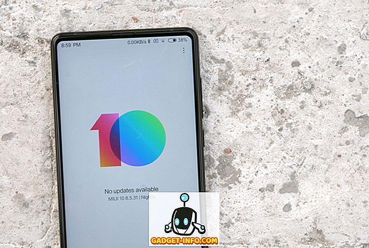 Kako namestiti MIUI 10 Beta na vaši napravi Xiaomi