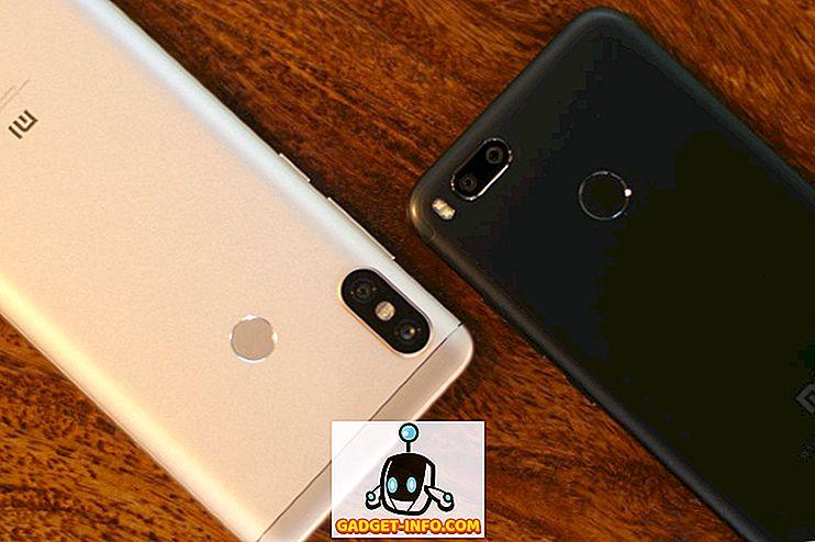 Redmi Note 5 Pro проти Mi A1: Кращий бюджетний смартфон?