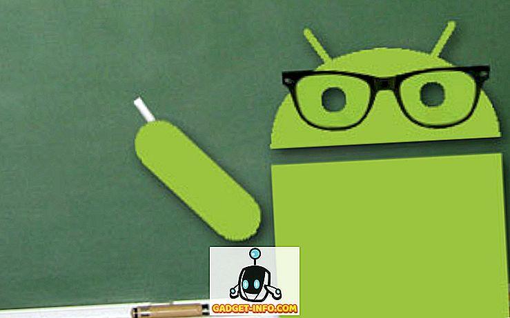 mobilais - 15 labākās Android lietotnes izglītībai un mācībām