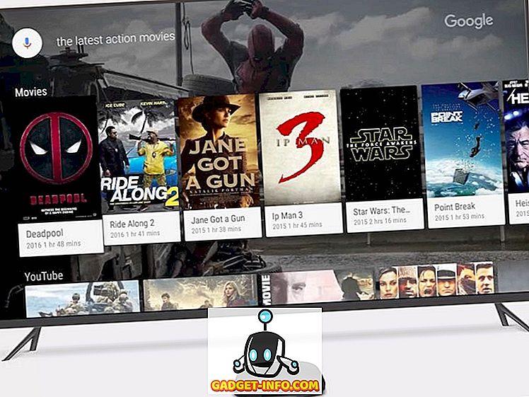 12 Cool Android TV padomi un triki, lai uzlabotu jūsu TV pieredzi