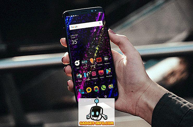 20 Best Free Icon paketi za prilagoditev Android Izkušnje
