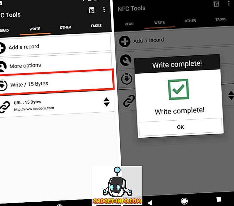 8 طرق فريدة لاستخدام علامات NFC مع هاتف Android الخاص بك