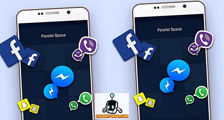 Come utilizzare più account WhatsApp, Facebook, Snapchat su Android