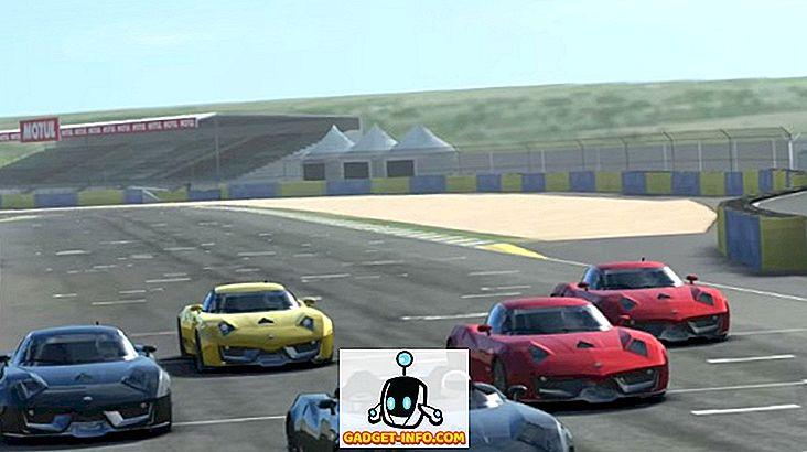 10 trò chơi đua xe hay nhất dành cho Android