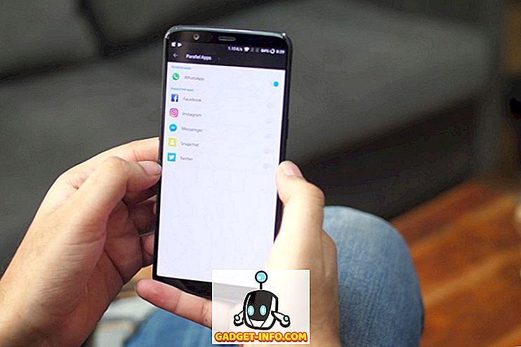 Handy, Mobiltelefon: So erhalten Sie die OnePlus 5T-Funktion für parallele Apps auf jedem Android-Gerät