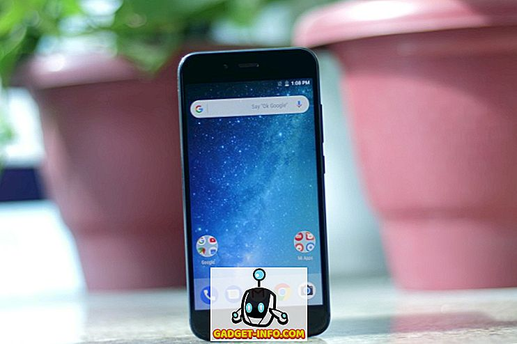 A Mi A1 Android One Launcher telepítése bármely Android eszközön