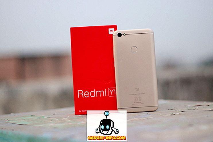 Redmi recensione Y1: il miglior smartphone di bilancio per selfie?