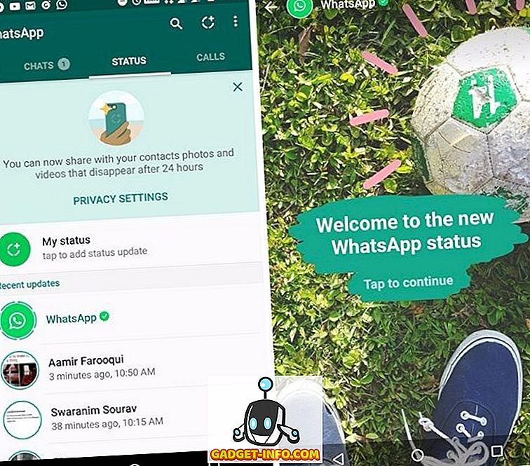 Cómo Habilitar La Nueva Función De Estado De Whatsapp En Android