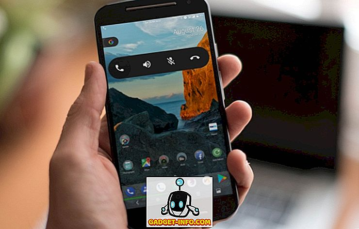 mobil: Så här aktiverar du Google Dialers nya flytande bubbelfunktion