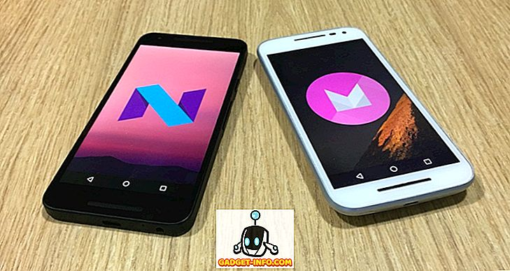 Android N Vs.  Android Marshmallow: ما الذي تغير؟