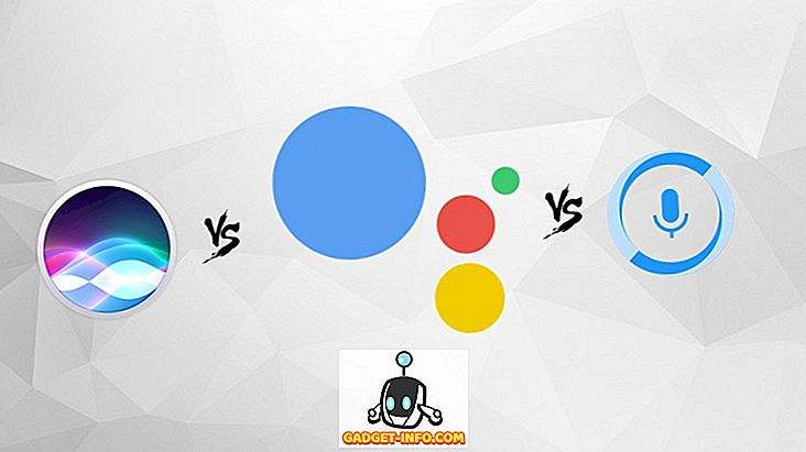 Siri vs Google Assistant vs Hound: Ai thắng?