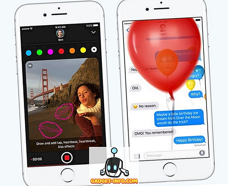 """mobiliojo ryšio: """"iMessage"""" """"iOS 10"""": visos naudingos naujos funkcijos"""