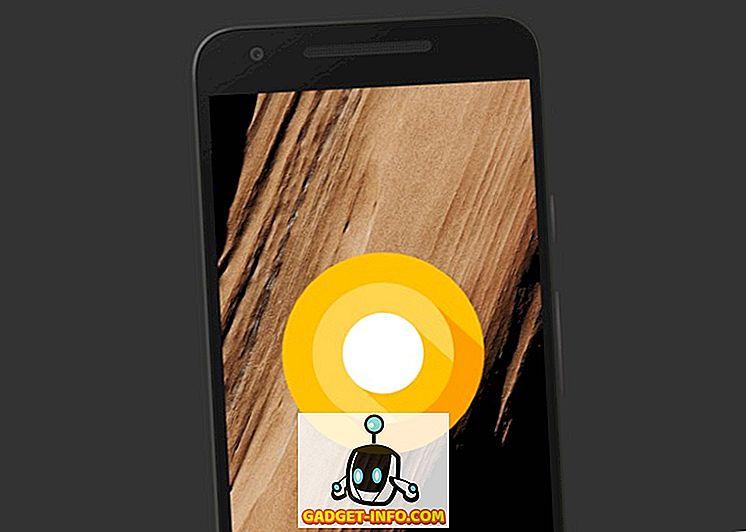 mobilni: Kako prilagoditi gestove otiska prsta u Androidu Oreo