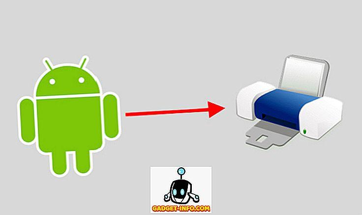 So drucken Sie ein Dokument von Ihrem Android-Gerät aus