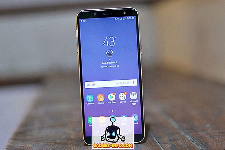 mobiel - Samsung Galaxy J6 Review: Verrassende prestaties met camera op een dieet