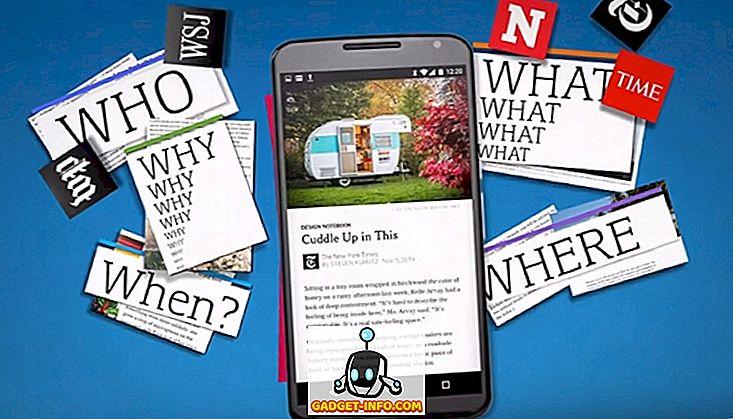 Mobil - 7 legjobb RSS-olvasóalkalmazás az Android számára