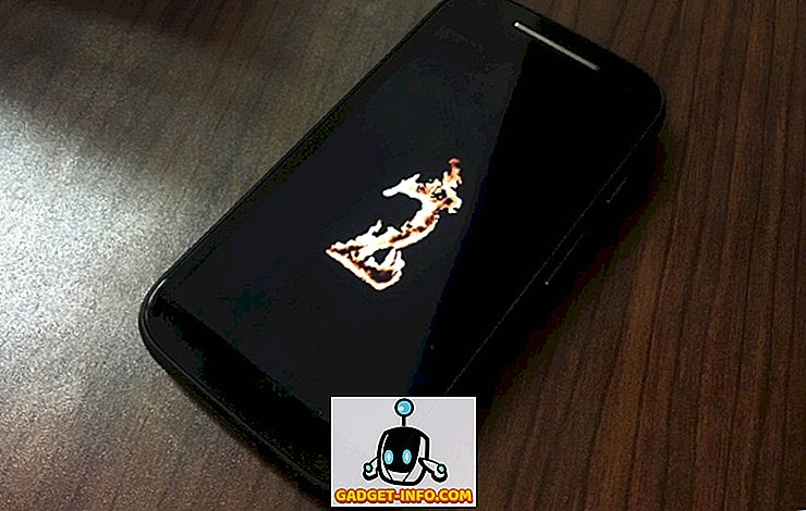 Come modificare Android Boot Animation (dispositivi con rooting)