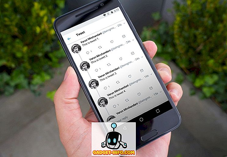 mobilais - Kā iespējot čivināt lietojumprogrammas iezīmi Twitter lietotnē Android